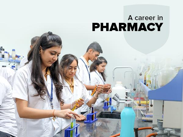 Pharmacy Career- Marwadi University