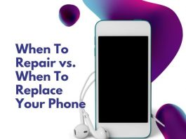 When To Repair vs. When To Replace Your Phone